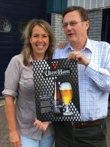 Aanbieding bier Uten Ham