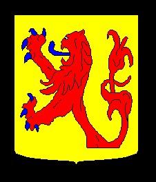 Klimmende leeuw