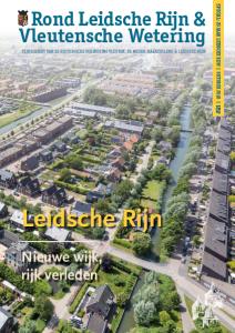 cover speciale uitgave 20 jaar Leidsche Rijn