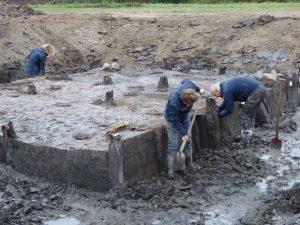 opgraving Rijnvliet