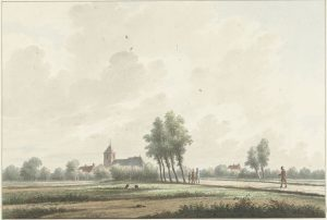 'Dorp Vleuten', Nicolas Wicart